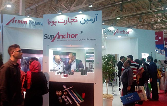 No. 1 supplier for SDA bars in Iran